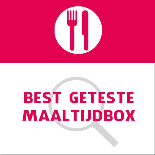 beste geteste maaltijdbox