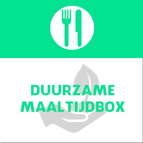 duurzame maaltijdbox