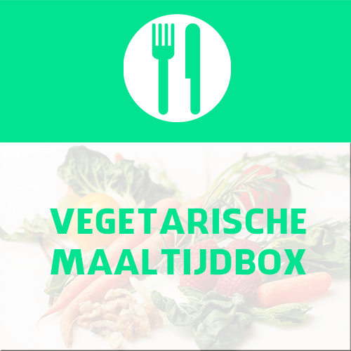 vegetarische maaltijdbox