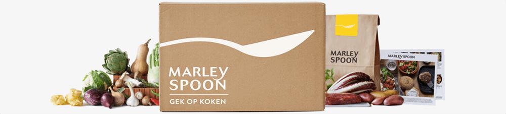 ervaringen inhoud marley spoon maaltijdbox