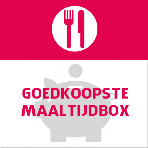 goedkoopste maaltijdbox