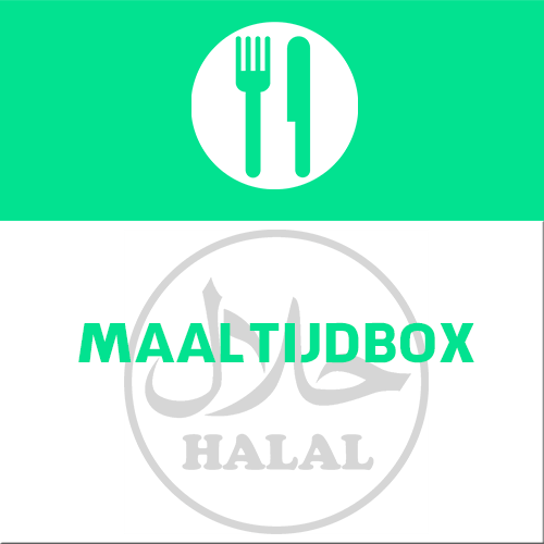 halal maaltijdbox