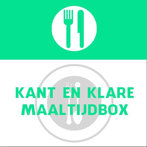 kant en klare maaltijdbox