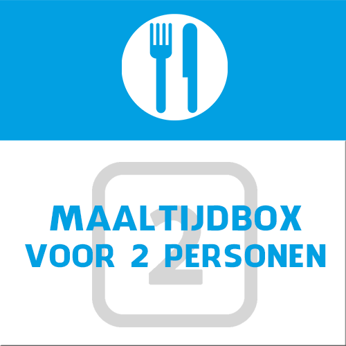 maaltijdbox voor 2 personen