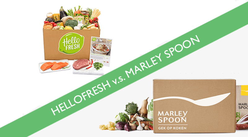 marley spoon of hellofresh