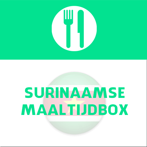 surinaamse maaltijdbox