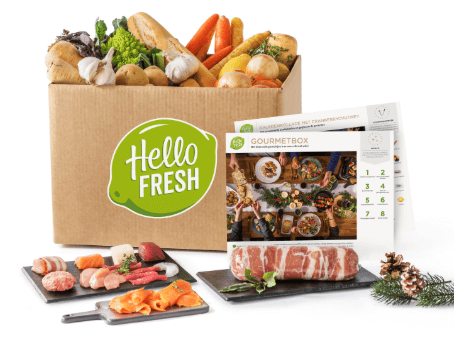 hellofresh gourmetbox