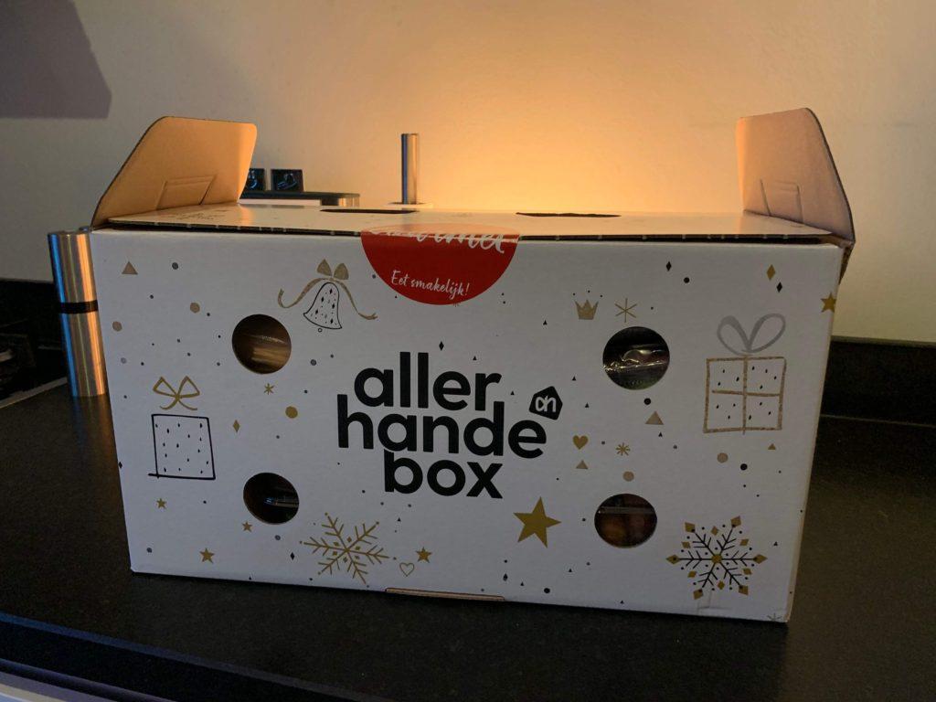 allerhande gourmet kerstbox