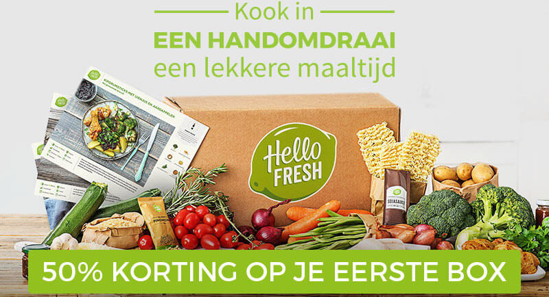 hellofresh-50-procent-korting