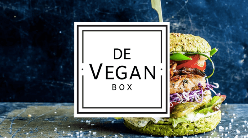 vegan vegetarische box