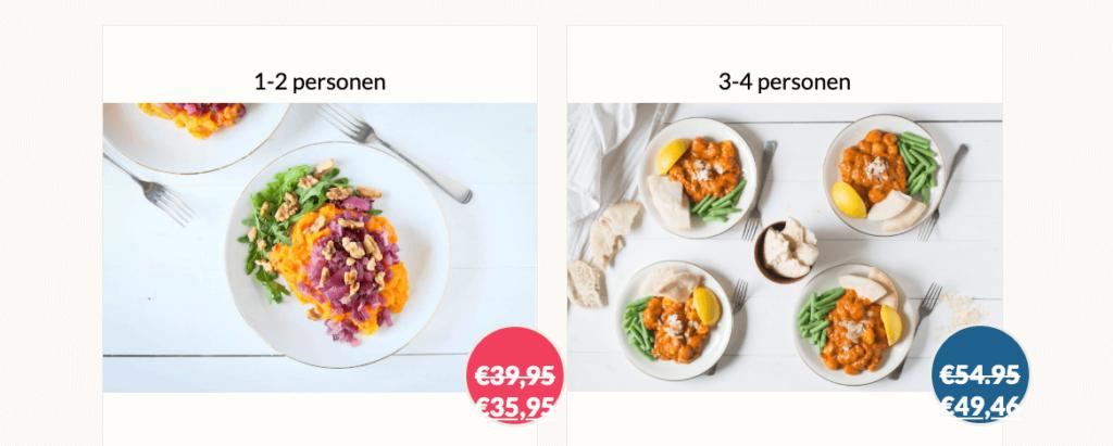 veganbox.nl bestel veganistische box