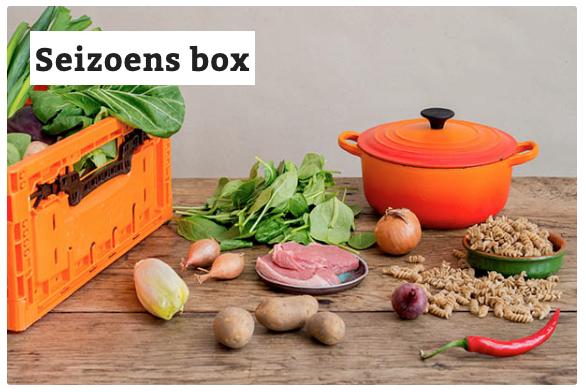 Seizoens box van Willem&Drees