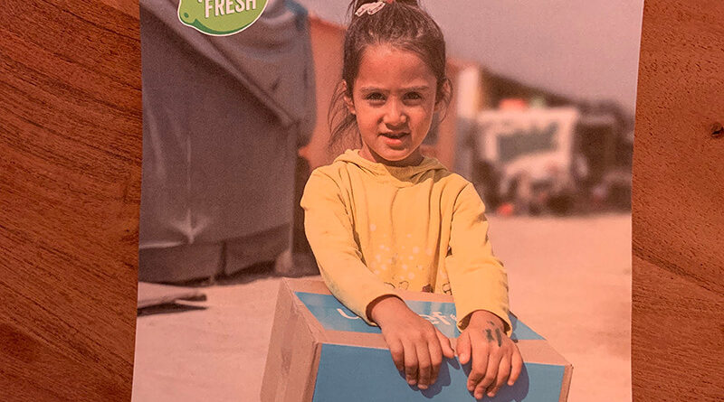 unicef en hellofresh