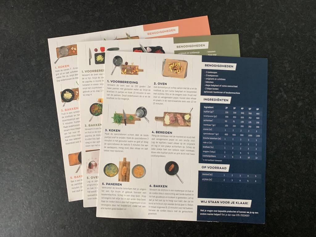achterkant recepten