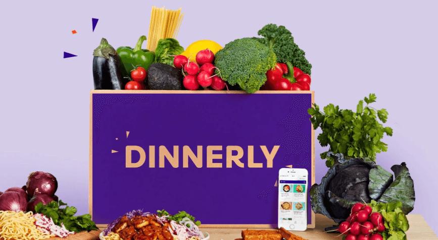 dinnerly maaltijdbox