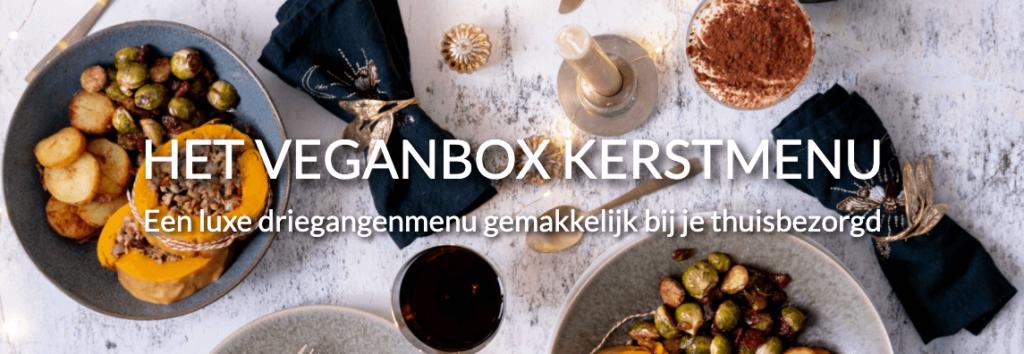 veganbox kerstbox
